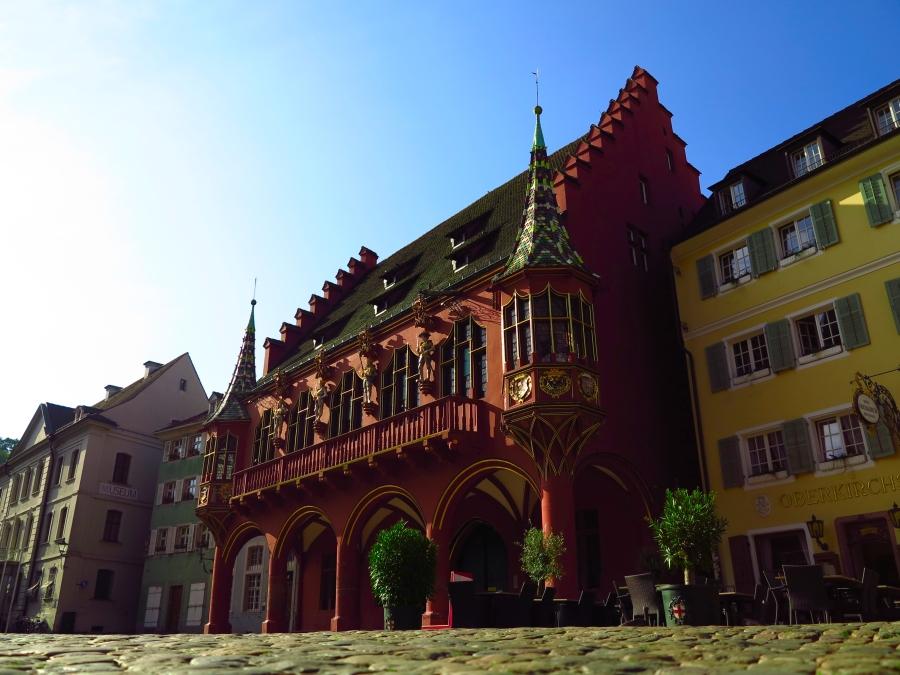 Merchants' Hall exterior