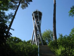 The Schloßberg tower