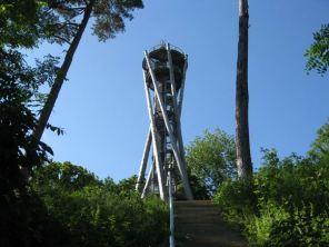 The Schloßberg tower